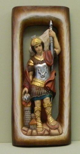 Florian aus Holz