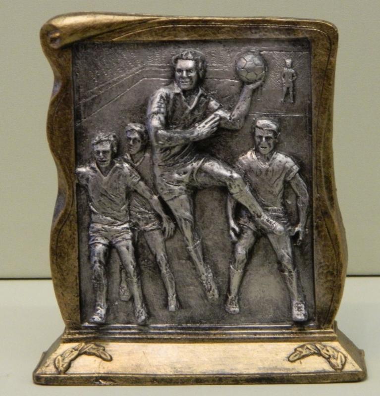 Standbild Handball